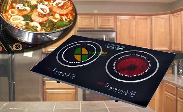 bếp điện từ fandi chính hãng