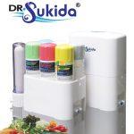 Thông tin sản phẩm máy lọc nước nano dr sukida chính hãng